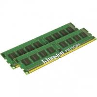 Память оперативная Kingston DIMM 16GB 1333MHz DDR3 Non-ECC CL9  (Kit of 2)