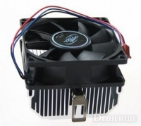 Устройство охлаждения(кулер) Deepcool CK-AM209 Soc-FM2/FM2+/AM2/AM2+/AM3/AM3+/ 3-pin 28-28dB Al 224gr Ret