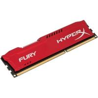 Память DDR3 8Gb (pc-15000) 1866MHz Kingston HyperX Fury Red Series CL10 <Retail> (HX318C10FR/8)