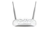 Модем TP-Link TD-W8968 ADSL2+ 802.11g/n xDSL RJ-45/USB VPN +Router белый