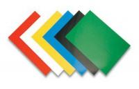 Обложки для переплёта Fellowes Delta (CRC-5370402) картон черный A4 250г/м2 100шт винил