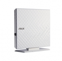 Привод DVD+/-RW Asus SDRW-08D2S-U LITE/WHT/G/AS белый USB ext RTL