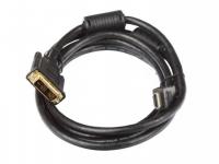 Кабель видео HDMI (m)/DVI-D (Dual Link) (m) 2м. черный