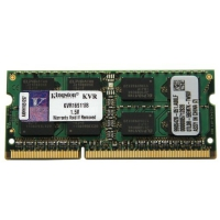 Модуль памяти DDR3 2Gb 1600MHz Kingston KVR16S11S6/2 RTL PC3-12800 CL11 SO-DIMM 204-pin 1.5В