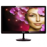 "Монитор Philips 23.6"" PHILIPS 243V5LHAB/00(01) Black (LED, LCD, Wide, 1920x1080, 5 ms, 170°/160°, 250 cd/m, 10M:1, +DVI, +HDMI, +MM)"