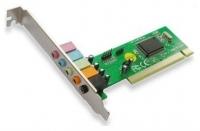 Звуковая карта PCI 8738 (C-Media CMI8738-LX) 4.0 bulk