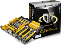Материнская плата ASRock X99 OC FORMULA (S2011-v3, iX99, 8*DDR4, 5*PCI-E16x, miniPCI-E, SATA III, USB 3.0, 2*GB Lan, EATX, Retail)