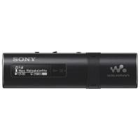 Плеер Flash Sony NWZB183FB.EE 4Gb черный