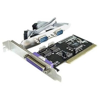 Контроллер * PCI COM/LPT (2+1)port WCH353 bulk