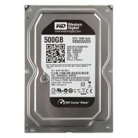 "Жесткий диск WD Original SATA-III 500Gb WD5003AZEX Black (7200rpm) 64Mb 3.5"""