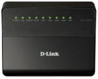Маршрутизатор D-Link DSL-2740U/B1A/T1A (DSL-2740U/B1A/T1A) 4-порта 10/100BASE-TX 802.11n / Ethernet ADSL/ADSL2/ADSL2+ wf