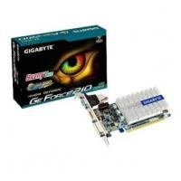 Видеокарта GIGABYTE PCI-E NV GV-N210SL-1GI GF210 1G 64bit DDR3 520/1200 HDMI+DVI+CRT RTL