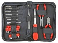 Набор инструментов GEMBIRD TK-HOBBY (31 предмет)