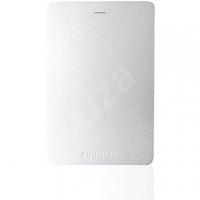 "Жесткий диск Toshiba USB 3.0 1Tb HDTH310ES3AA Canvio Alu 2.5"" серебристый"