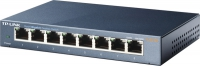 Коммутатор TP-LINK TL-SG108 Гигабитный настольный 8-портовый коммутатор
