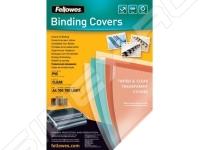 Обложки для переплёта Fellowes Transparent прозрач.пластик A3 0.20мм 100шт