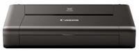 Принтер Canon IP-110 w/b (струйный 9600 x 2400 dpi, А4, WiFi, USB, AirPrint) замена iP100 W. Battery