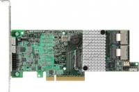 Контроллер LSI MegaRAID SAS9271-8I (PCI-E 3.0, LP) SGL SAS6G, RAID , 8port (),1GB onboard, Каб.отдельно