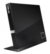 Привод Blu-Ray  Asus BW-16D1H-U PRO/BLK/G/AS черный USB3.0 внешний RTL