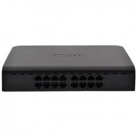 Коммутатор D-Link (DGS-1016A) 16-портов 10/100/1000Mbit/s