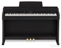 Цифровое фортепиано Casio CELVIANO AP-460BK 88клав. коричневый