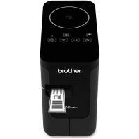 Принтер для наклеек Brother P-Touch PT-P750W (ленты TZe, HSe 3,5/6/9/12/18/24 мм, 30 мм/с, 180х360т/д, автообрез. с полуобрезкой, печать ШК, USB2.0, WiFi, NFC, Wi-Fi Direct, БП, USB-кабель, ПО, лента 24мм/4м, замена PT-2430PC)