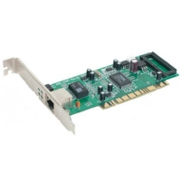 Сетевой адаптер D-Link DGE-528T, PCI, 10/100/1000Mbps Gigabit Ethernet UTP NIC, 32-bit (OEM)