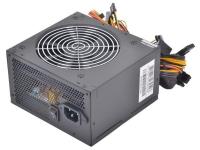 Блок питания  Chieftec 550W Retail GPS-550A8 v.2.3/EPS, КПД > 80%, A.PFC, 2x PCI-E (6+2-Pin), 4x SATA, 2x MOLEX, Fan 12cm