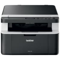 МФУ Brother DCP-1512R лазерный принтер/сканер/копир, A4, 20 стр/мин, 2400x600 dpi, 16 Мб, подача: 150 лист., вывод: 50 лист., USB, ЖК-панель (старт.к-ж 1000 стр)