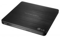 Привод Внешний DVD±RW  LG ext. Black Slim Ret. USB2.0